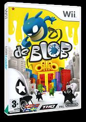 de Blob Wii cover (R6BX78)