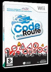 Code de la Route Wii cover (R6DFJW)