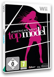 America's Next Top Model Wii cover (R6MPML)