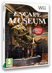 Escape The Museum Wii cover (R7SP5G)