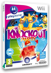 Knockout Party Wii cover (R7ZP41)