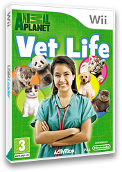 Animal Planet: Vet Life Wii cover (R82P52)