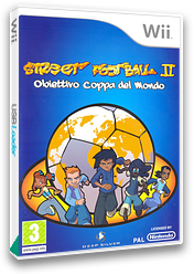 Street Football 2 Wii cover (R8KPKM)