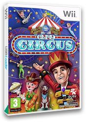 It's My Circus Wii cover (R8OX54)