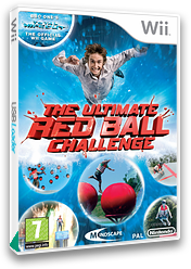The Ultimate Red Ball Challenge Wii cover (R94PMR)
