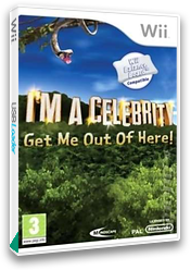 I'm a Celebrity...Get Me Out of Here! Wii cover (R9CPMR)