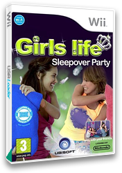 Girls Life: Sleepover Party Wii cover (R9LP41)