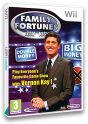 Family Fortunes Wii cover (R9NPMR)