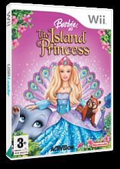 Barbie as The Island Princess Wii cover (RBVP52)