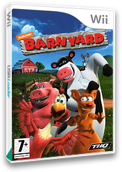 Barnyard Wii cover (RBYP78)