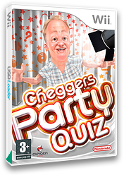 Cheggers Party Quiz Wii cover (RCYPGN)