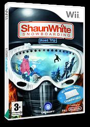 Shaun White Snowboarding: Road Trip Wii cover (RDFP41)
