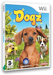 Dogz Wii cover (RDOX41)
