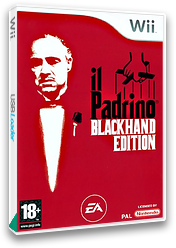 The Godfather: Blackhand Edition Wii cover (RGFI69)