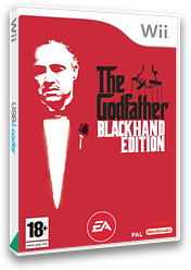 The Godfather: Blackhand Edition Wii cover (RGFS69)
