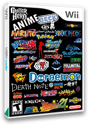 Guitar Hero III Custom: Anime's Alex Chan CUSTOM cover (RGHX52)