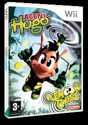 Agent Hugo: Lemoon Twist Wii cover (RHGP6Z)