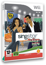 SingItStar Italian Party CUSTOM cover (RI1POH)