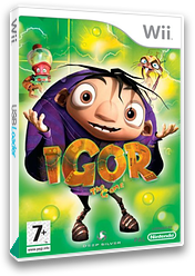 Igor: The Game Wii cover (RIBPKM)