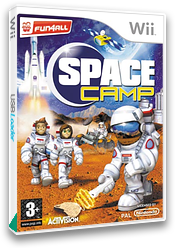 Space Camp Wii cover (RIYP52)