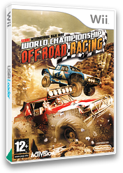 Score International Baja 1000: World Championship Offroad Racing Wii cover (RJCP52)