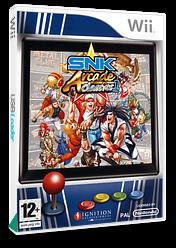 SNK Arcade Classics Volume 1 Wii cover (RJZP7U)