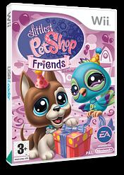 Littlest Pet Shop: Friends Wii cover (RL7P69)