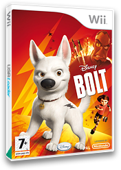 Bolt Wii cover (RLUP4Q)