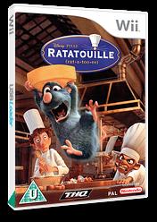 Ratatouille Wii cover (RLWP78)
