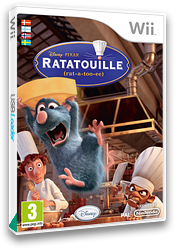 Ratatouille Wii cover (RLWW78)