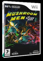 Mushroom Men: The Spore Wars Wii cover (RM9PGM)