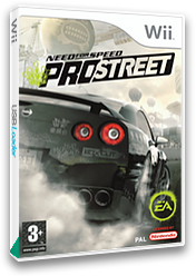 Need for Speed: ProStreet Wii cover (RNPY69)