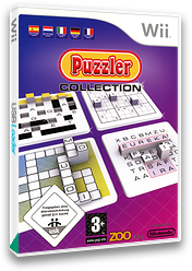 Puzzler Collection Wii cover (RPCX7J)