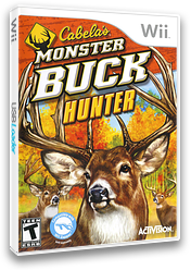 Cabela's Monster Buck Hunter Wii cover (RQPZ52)
