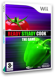 Ready Steady Cook: The Game Wii cover (RRJFMR)