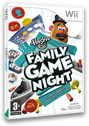 Hasbro Family Game Night Wii Cover RRMX69