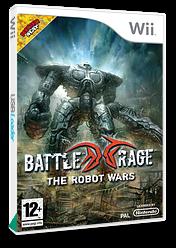 Battle Rage: The Robot Wars Wii cover (RRVPNR)