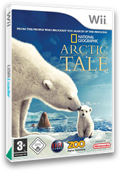 Arctic Tale Wii cover (RT2P7J)