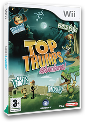 Top Trumps Adventures Wii cover (RTPP41)
