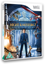 Night at the Museum: Battle of the Smithsonian - The Video Game Wii cover (RU7X5G)