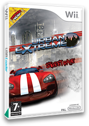 Urban Extreme: Street Rage Wii cover (RUXPUG)