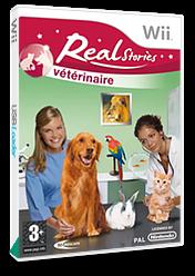 Real Stories: Veterinaire Wii cover (RVTXMR)
