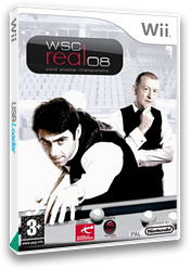 WSC Real 08: World Snooker Championship Wii cover (RWQPSP)