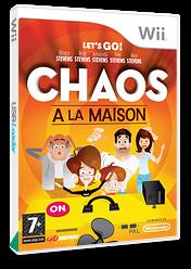 Chaos à La Maison Wii cover (RXHF5D)