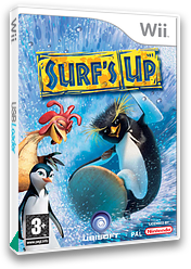 Surf's Up Wii cover (RXUX41)