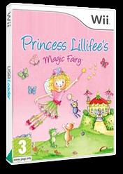 Princess Lillifee's Magic Fairy Wii cover (RYJPTV)