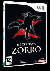 The Destiny of Zorro Wii cover (RZRPGT)