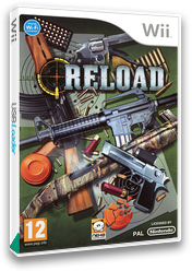 Reload Wii cover (S2RPNK)