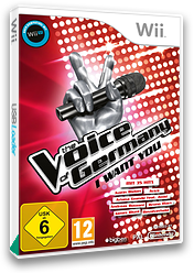The Voice of Germany: I Want You Wii cover (S32DJW)