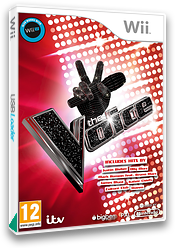 The Voice Wii cover (S32PJW)